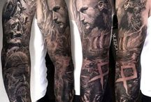 Tattoo Sleeves / Arm