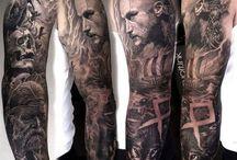 norrøn tattoo