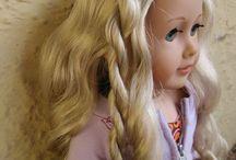 Annie's hairstyles
