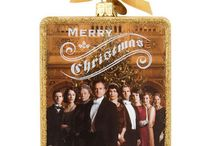 "Downton Abbey / All ""Downton Abbey,"" the popular PBS series following the lives of the Crawley family aristocrats and their servants in early 20th century England. / by Bronner's CHRISTmas Wonderland"