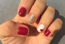 My nail art!!!