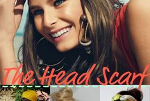 different ways to wear a head scarf