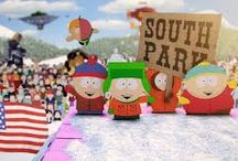 South Park / My favourite TV show of all time... South Park!!!