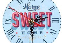 Vintage Wall Clocks