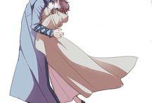 Akatsuki no yona / Arty na podstawie anime i mangi .