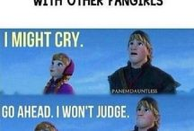 all things fangirl