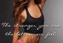 Fitness & Motivation / by Andrea O