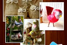 Hobby Ideas / All things creative and quirky!