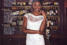 Westchester Weddings Magazine 2015 / Bridal makeup by Rosemarie and beautiful wedding gowns by various designers.