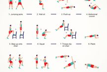 Health & Fitness / Tips and Tricks to stay healthy and fit / by Annie Nelson