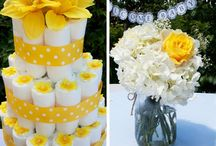 Baby/Wedding Shower Ideas / by Katrina Rajasekaran