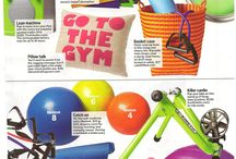 Home Gym / by Maggie Russell Truitt