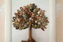 δημιουργίες με πέτρα