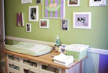Nursery Ideas / by Jody Feuerborn