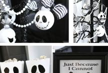 Party Ideas Nightmare Before Christmas