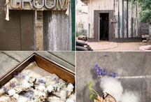 Rustic Chic / by Lux Events and Design