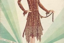 Roaring 20's: Gatsby Party / Getting ideas for a costume for a 1920s themed party.