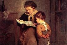 Artful readers / by Suzanne Downing