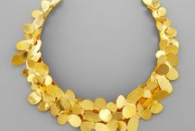 Jewelry - Necklaces & Collars / by Carol Walker