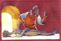 KARAKULI PAVLA art. / About me and my interesting