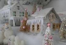 zimné domčeky