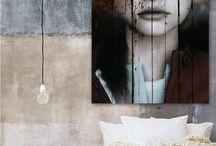 Kunst / Inspiratie voor mooie kunst / wanddecoratie