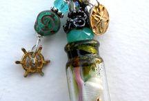 buteleczki biżuteria