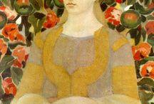 Malerei aus Bulgarien
