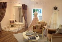 Bride Dressing Rooms / Don't forget to glam up your dressing room for the big day!  Large mirrors, special lighting, a vanity and dressing up the vanity can turn a boring room into a spectacular room for beautiful photos and a relaxed atmosphere. Check out local rental companies or even bring in nice Christmas lights to surround a mirror. You want to feel special every second of the day!