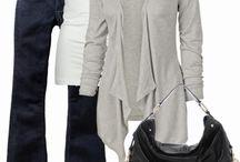 biała bluzka /white blouse