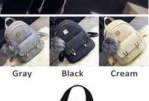 bags, backpacks