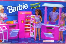 My childhood barbie obsession / by Chrw Chrw