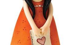 Gorjuss Figurines