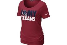Texans Women's Merch / Cool gear for our die-hard female fans!