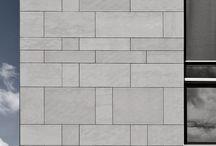 Tile facade