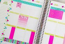 Planner ~ Organization