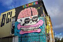 Bristol Art and Street Art