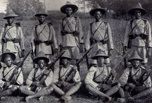 Africans in 1st & 2nd world wars