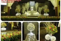 BB Stage décor / Design, Flowers, Decor and Coordination of big event.