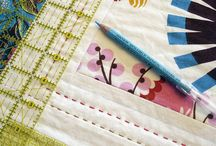 Quilting-Hand and English Paper Piecing