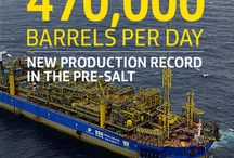 Petrobras New Production Record In the Pre-Salt