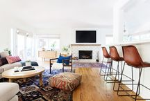 Living Rooms / Amazing living room looks to aspire to.