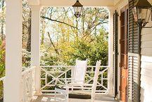 Verandah/Porch/Terrace