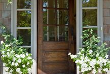 kapılar pencereler