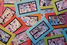 Preschool Artist Theme