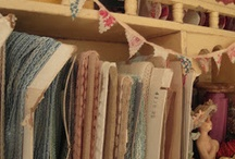 My Sewing Shop / Inspiration for my sewing shop