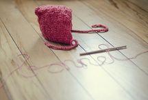Baby hats (crochet)