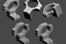 3D Topology - shapes / how to for mechanical shapes