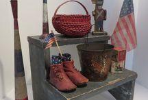 American Patriot things