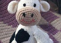 Krowy, owce, świnie, kury